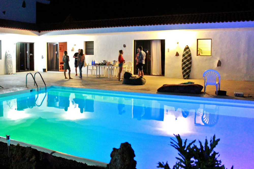 wolfhouse pool